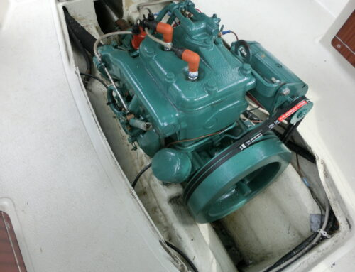Volvo Penta MB10A revisie